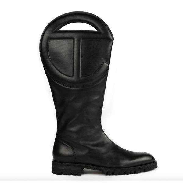 Telfar Logo Boot