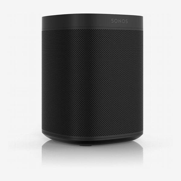 Sonos One (Gen 2) - Voice Controlled Smart Speaker