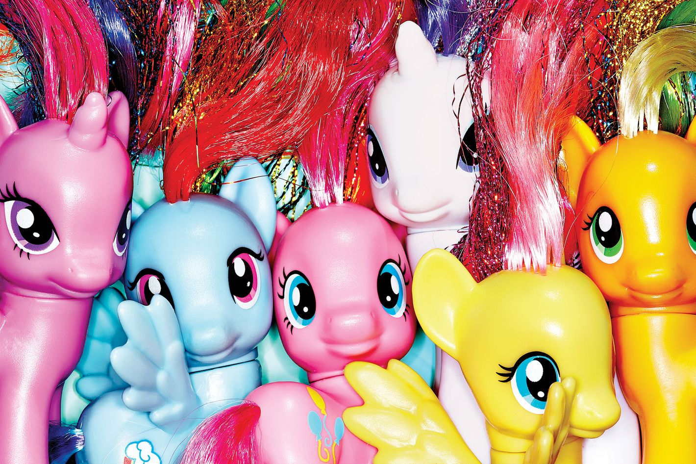how my little pony became a cult for grown men and girls alike