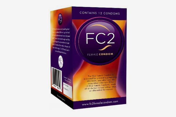 FC2 Internal Condom, 12 Pack