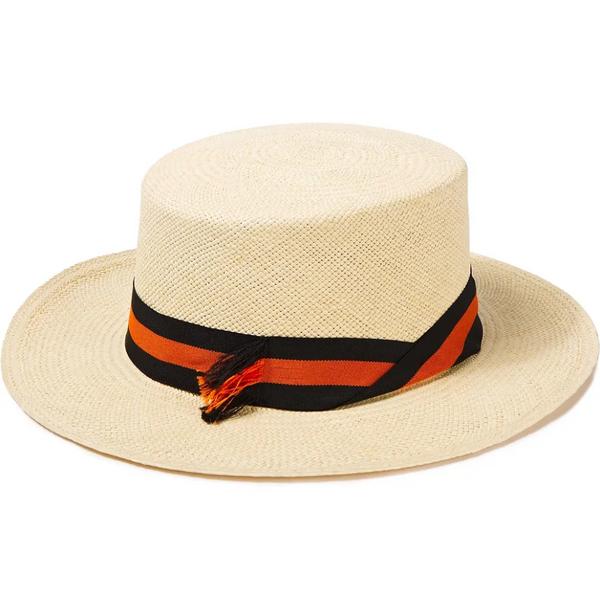 Sensi Studio Panama Straw Hat