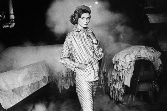 Bettina, 1956.