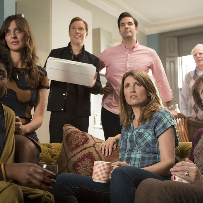 Catastrophe Season-Premiere Recap: Baby, One More Time