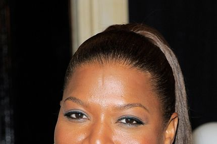 NEW YORK CITY - MAY 23:  Singer/actress Queen Latifah attends the unveiling of her first lifestyle collection with HSN at The Lion on May 23, 2011 in New York City. (Photo by Jemal Countess/Getty Images for HSN)