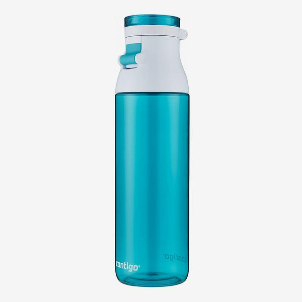 BPA-Free Plastic Sports Water Bottle Leak Proof Locking Flip Top Lid with Easy Flow Spout MIRA Reusable Tritan Water Bottle