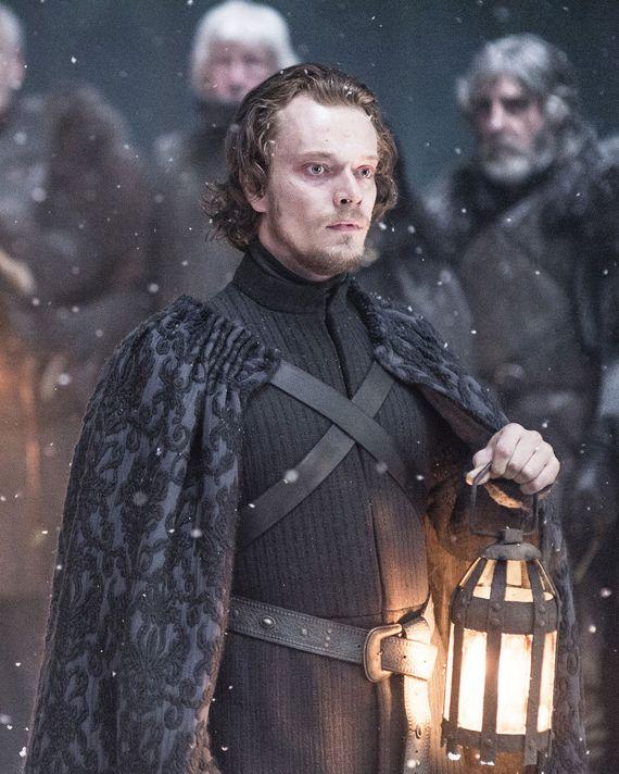 Theon Greyjoy.