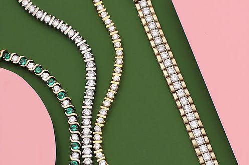 Vintage Tennis Bracelets