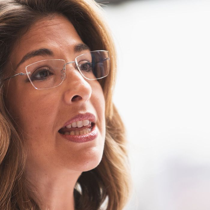 Naomi Klein Press Conference Ahead of The Festival of Dangerous Ideas