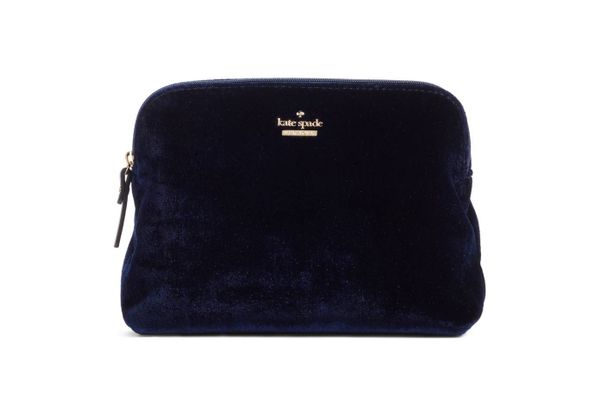 KATE SPADE NEW YORK Watson Lane Small Briley Velvet Clutch