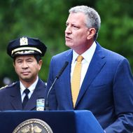 Mayor Bill de Blasio speaks out regarding Charleston church massacre