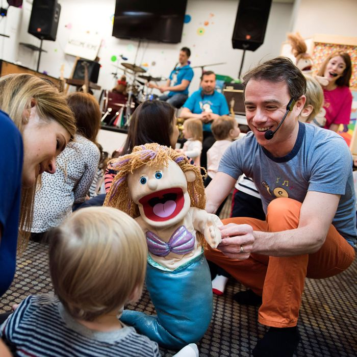 The Absolute Best Kids' Music Class in NYC