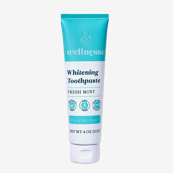 Wellnesse Whitening Toothpaste, Fresh Mint