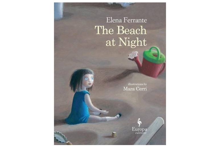 The Beach at Night, by Elena Ferrante