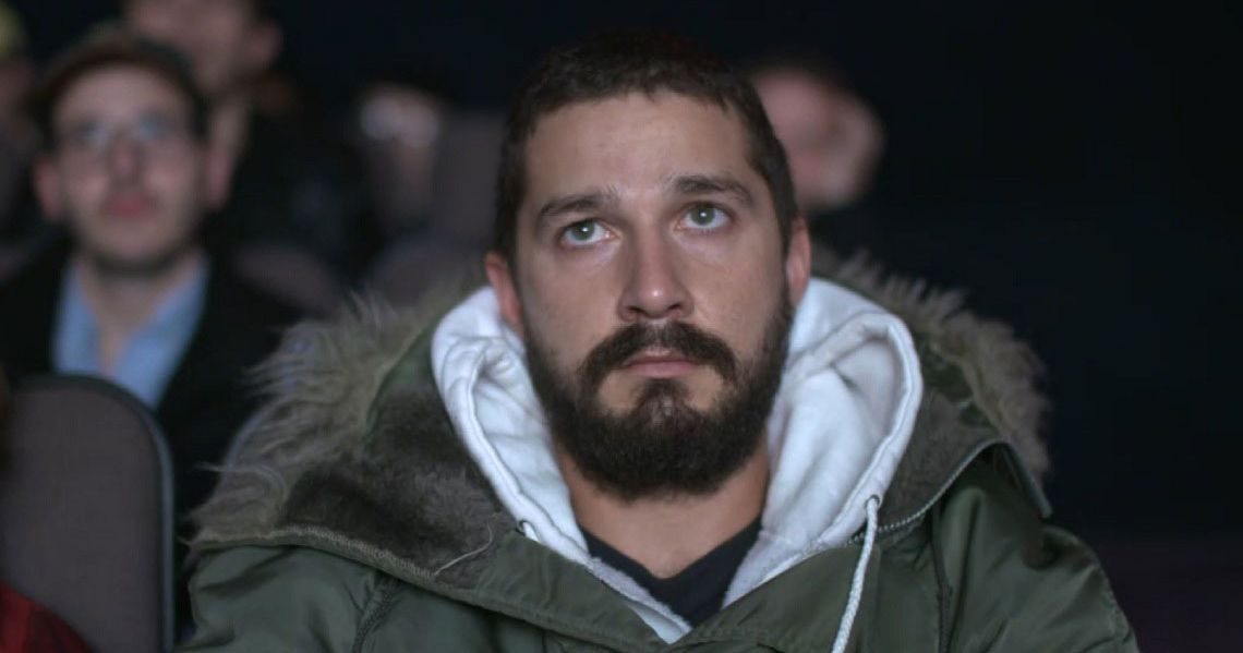 Shia LaBeouf on His Mo...
