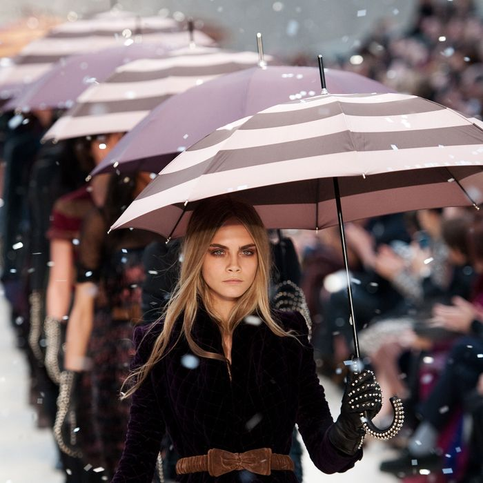 fcbeaf9e82bb Burberry Is Combining Its 3 Brands Under One Umbrella