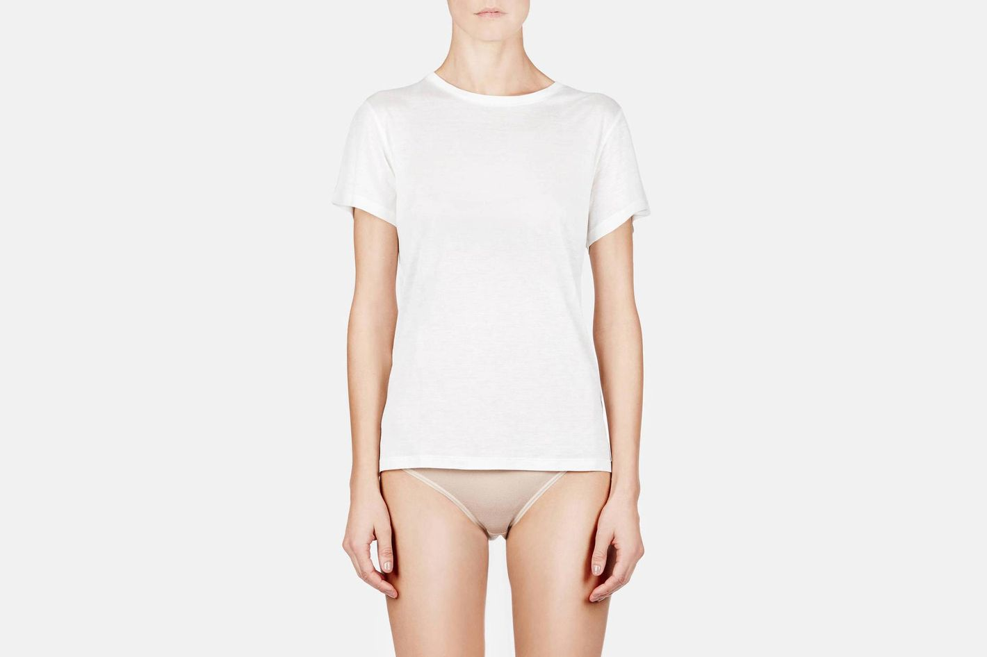 Base Range Off-white T-shirt