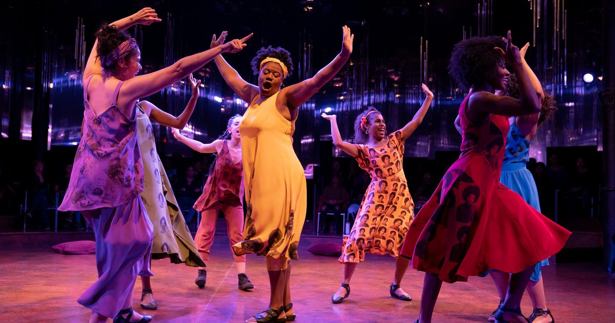 43 Years on, for colored girls… Comes Alive at the Public Again