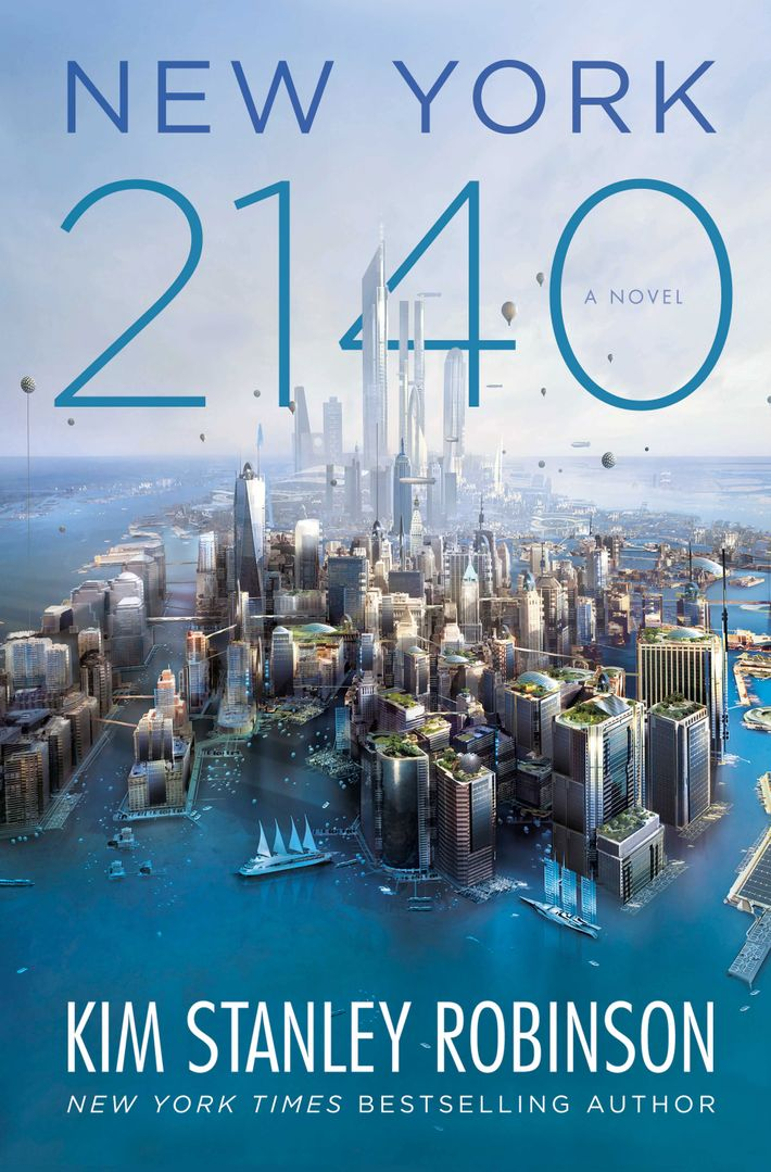 Kim Stanley Robinson's New York 2140 Review: A Drowned NYC