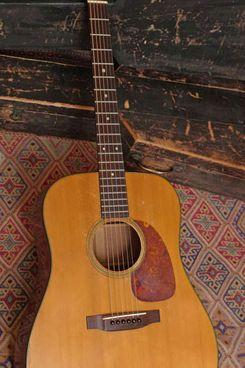 Martin 1957 D-18 Guitar