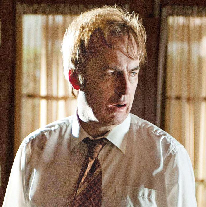 Bob Odenkirk as Saul Goodman - Better Call Saul _ Season 1, Episode 2 - Photo Credit: Lewis Jacobs/AMC