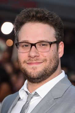 "Actor/producer Seth Rogen attends Universal Pictures' ""Neighbors"" premiere at Regency Village Theatre on April 28, 2014 in Westwood, California."