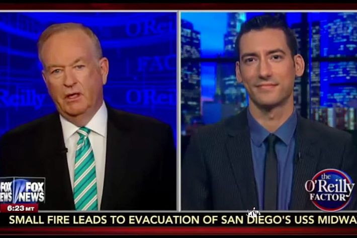 Bill O'Reilly interviews Center for Medical Progress founder David Daleiden on Fox News.
