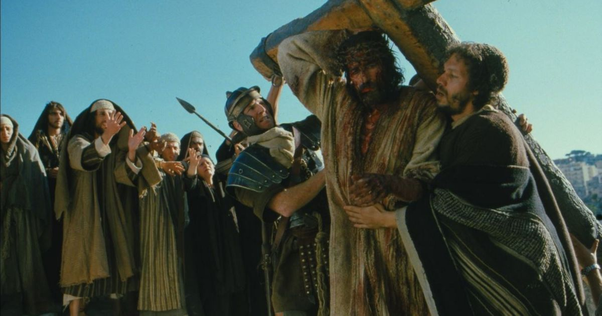 mel gibson is planning a passion of the christ sequel with