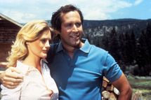 NATIONAL LAMPOON'S VACATION US 1983 BEVERLY D'ANGELO CHEVY CHASE Date 1983, , Photo by: Mary Evans/WARNER BROS/Ronald Grant/Everett Collection(10381173)
