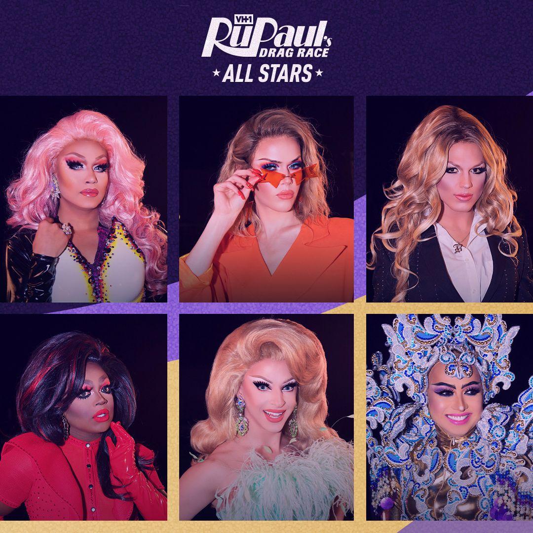 Rupaul S Drag Race All Stars Season 5 Cast Announcement List