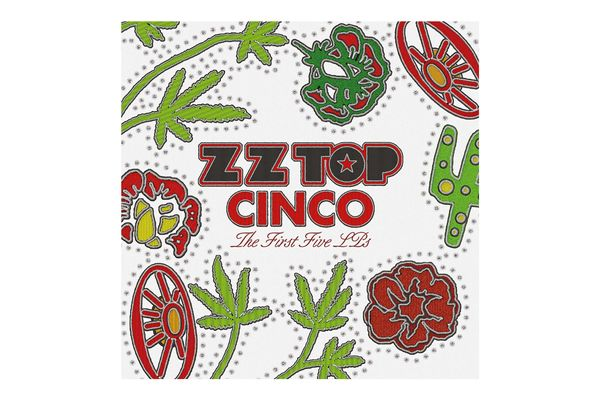 ZZ Top, 'Cinco: The First Five LPs'