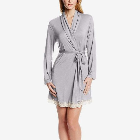 Eberjey Women's Lady Godiva Classic Robe