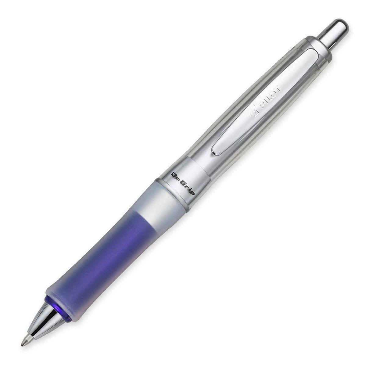 2 Pack PILOT Dr Black Ink 2-Count Medium Point Grip Center of Gravity Ballpoint Ink Refill