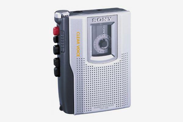 Sony Standard Cassette Voice Recorder