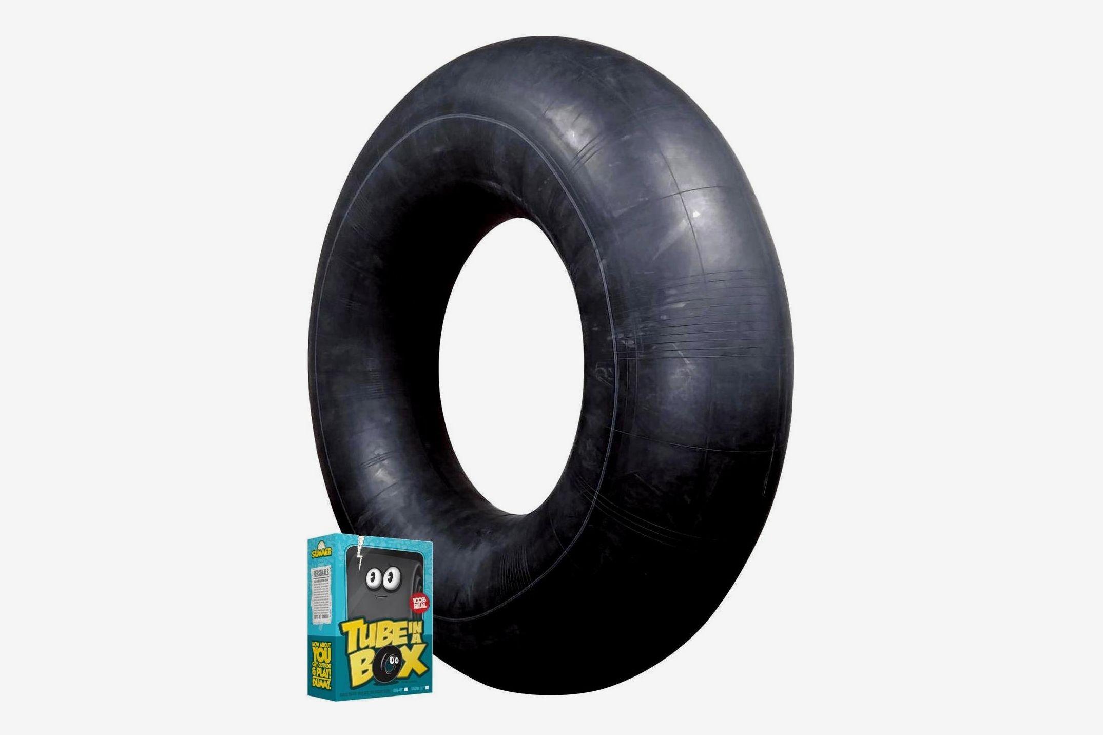 """Tube In A Box The Original Swim and Snow Tube, 40"""" L"""