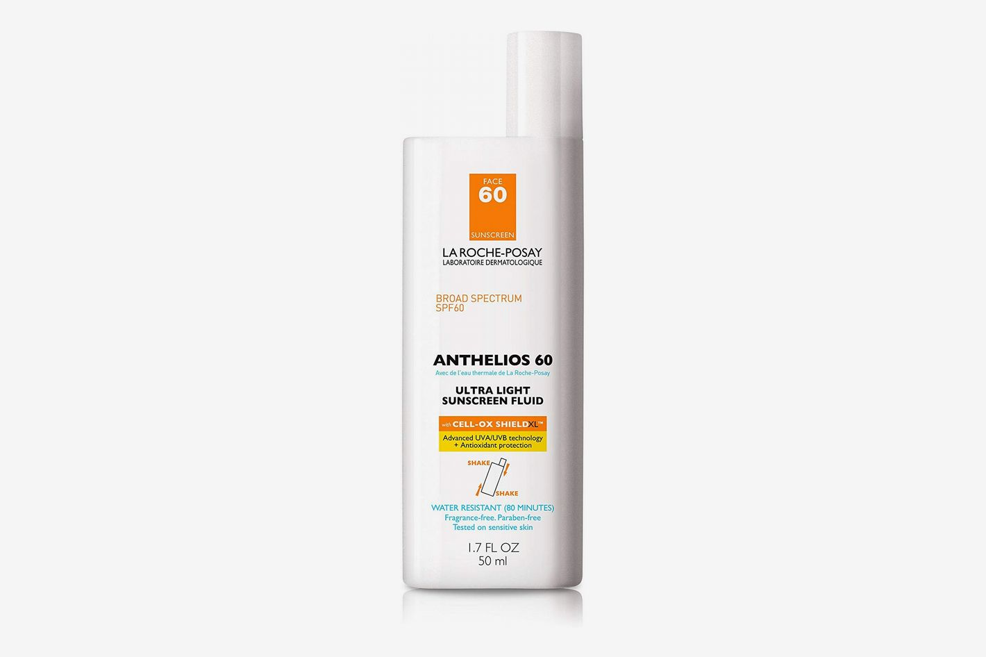La Roche-Posay Anthelios Ultra Light Sunscreen Fluid SPF 60