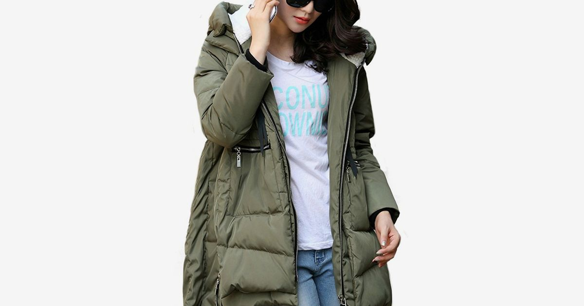 78c008ab78c87 The Orolay Amazon Coat That's Overtaken the Upper East Side