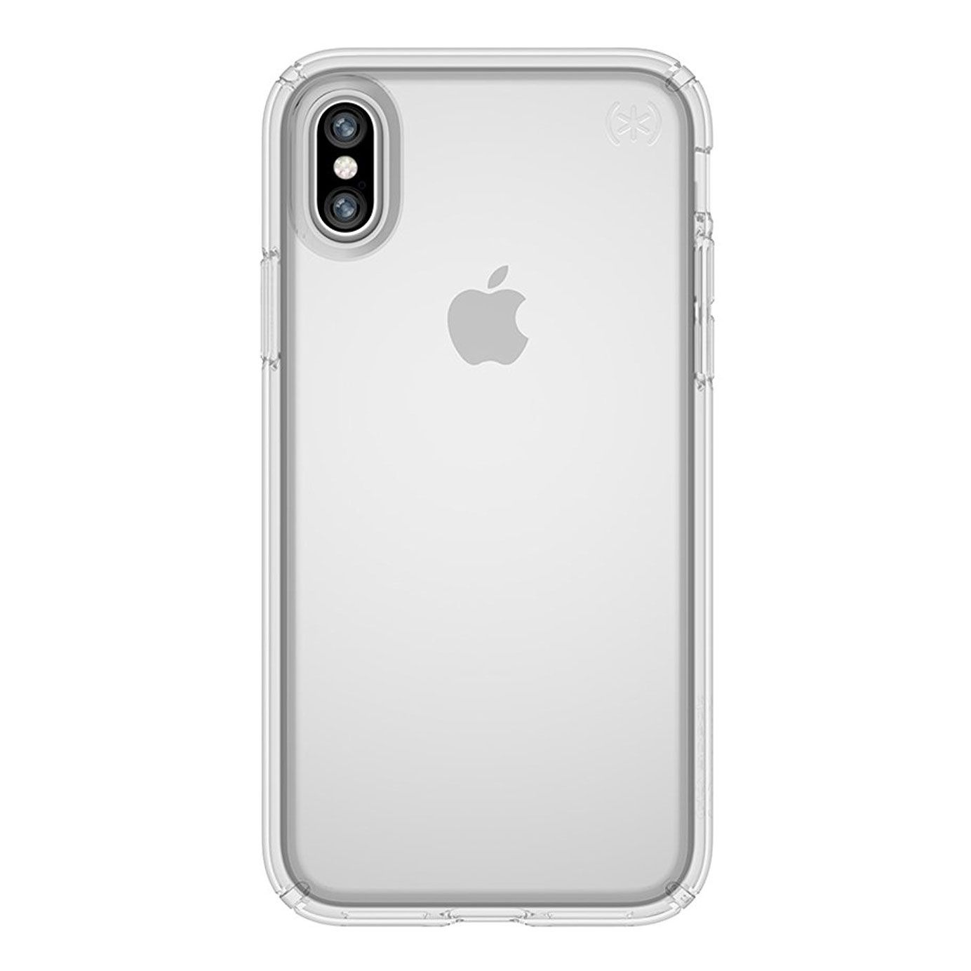 Speck iPhone X Presidio Clear Case 2714ee647