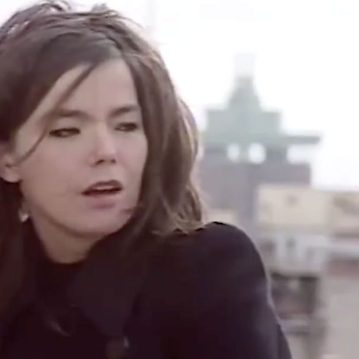 Take a trip down memory lane with Björk.