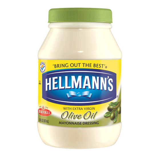 Hellmann's is making sure you don't think this is mayonnaise.