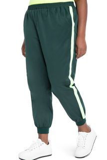 ELOQUII Side Stripe Jogger Pants