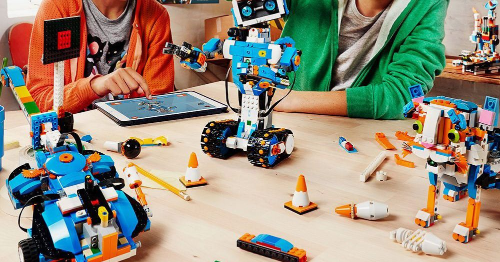 The Tech Toys That Secretly Teach My Kids Coding Skills
