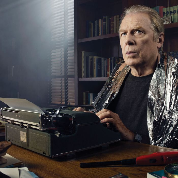 Michael McKean as Chuck Thurber - Better Call Saul _ Season 1, Gallery - Photo Credit: Ben Leuner/AMC