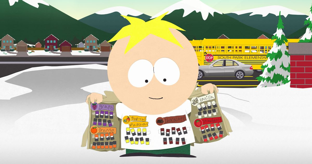 South Park Season 18 Stream