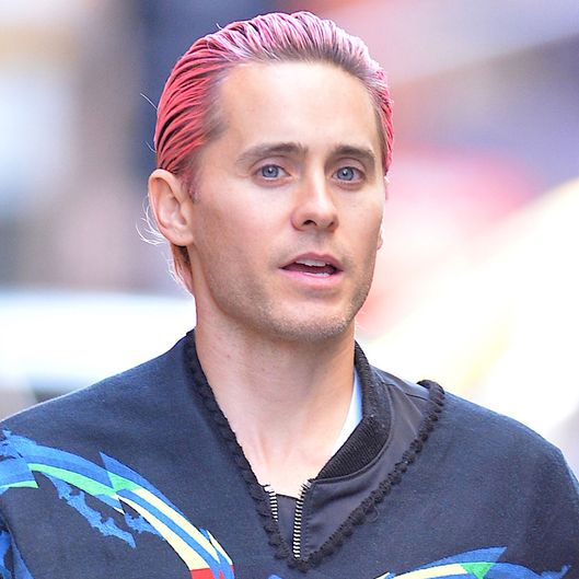 Jared Leto on Playing the Joker in Suicide Squad -- Vulture Jared Leto