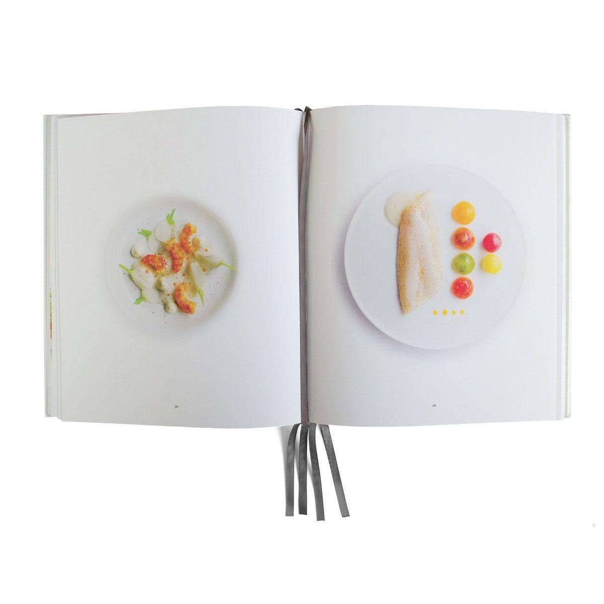 <em>Le Livre Blanc</em>,<em> </em>by Anne-Sophie Pic