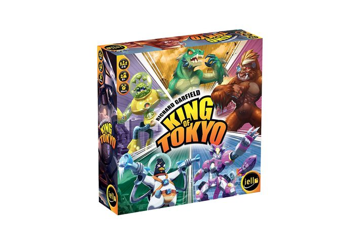 King Of Tokyo Board Game My Family Is Really Into Games And A Good Choice Because Its Pretty Simple The Others We Play Like