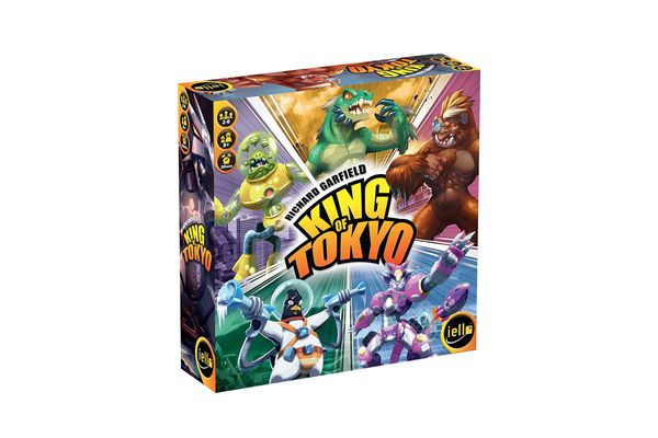 King of Tokyo Board Game - Best Gifts for Tweens