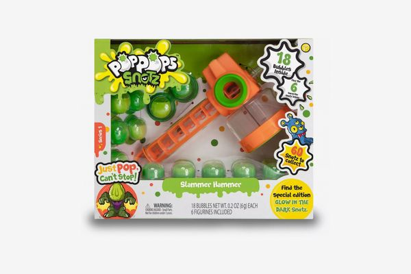 Pop Pops Snotz Hammer Toys Collections