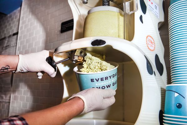 How Social Media Has Made NYC's Ice-Cream Scene More Innovative Than Ever