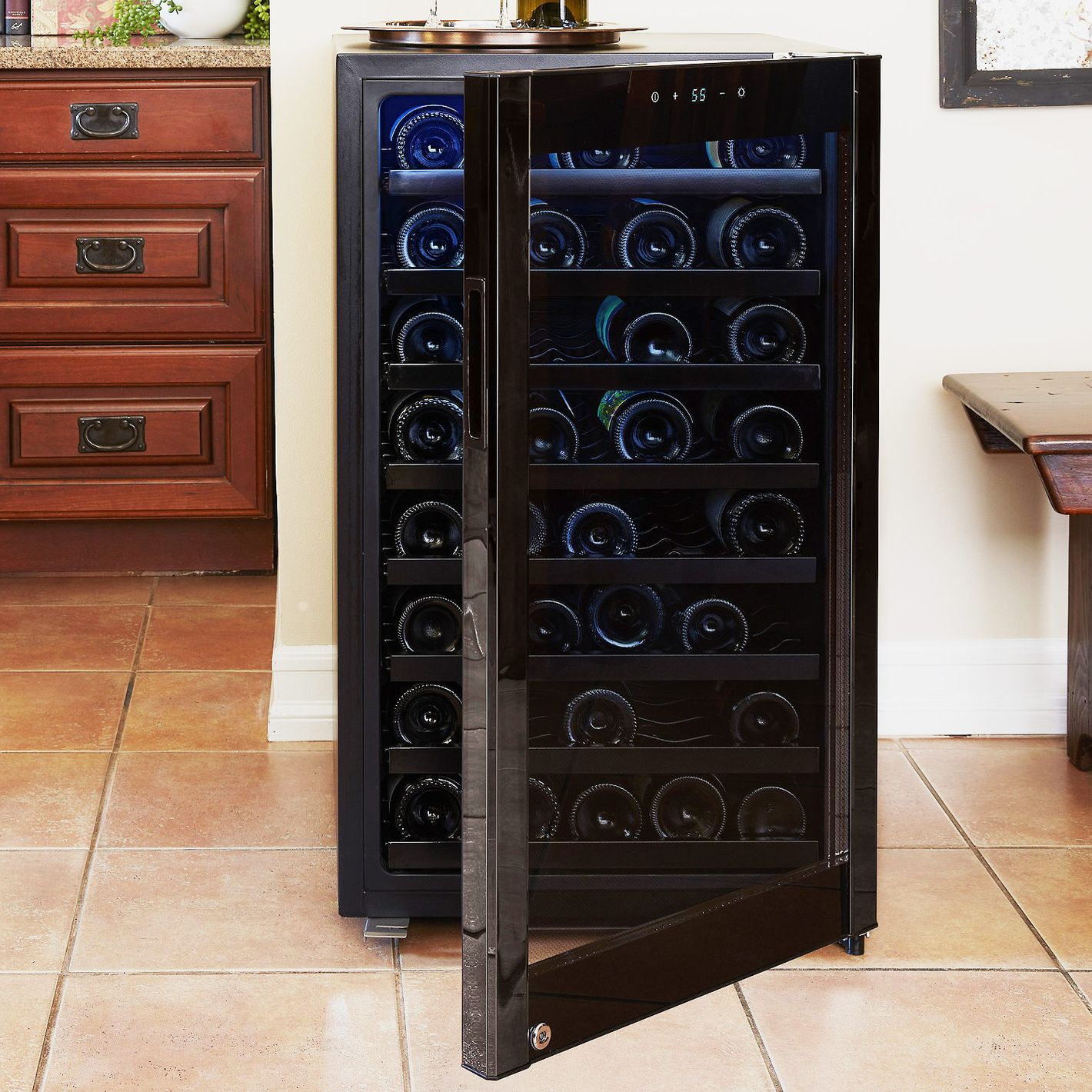 52 Bottle Evolution Series Wine Refrigerator